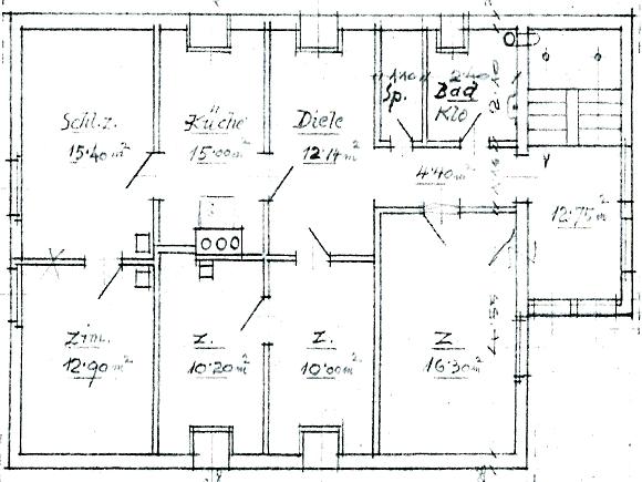 Wohnhaus mit werkstatt in 8761 p ls immobilien lesser for Bauplan wohnhaus